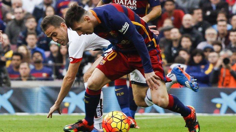 Barcelona empató 2-2 con La Coruña
