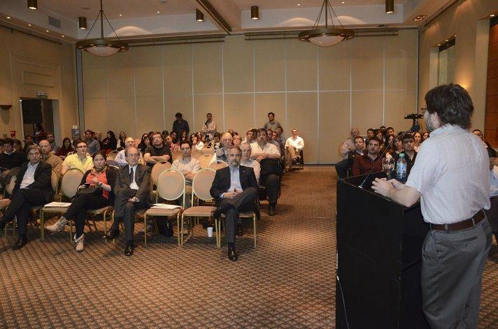 Un centenar de participantes convocó la 3ª Jornada de Calidad Horacio Grillo del IAPG