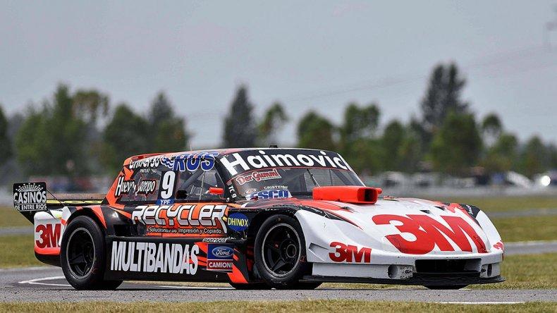 El piloto Mariano Werner (Ford) se quedó con la última pole del año.