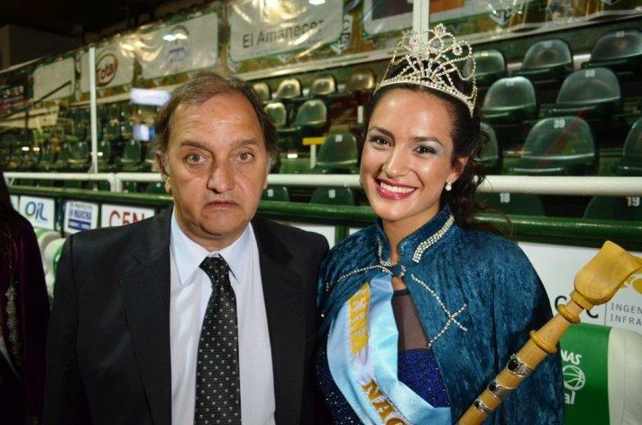 María Luz Giménez es la nueva Reina del Petróleo: no es cualquier cosa el papel que me toca