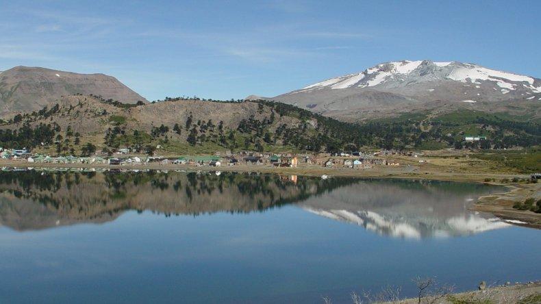Se registró un aumento de actividad en el volcán Copahue