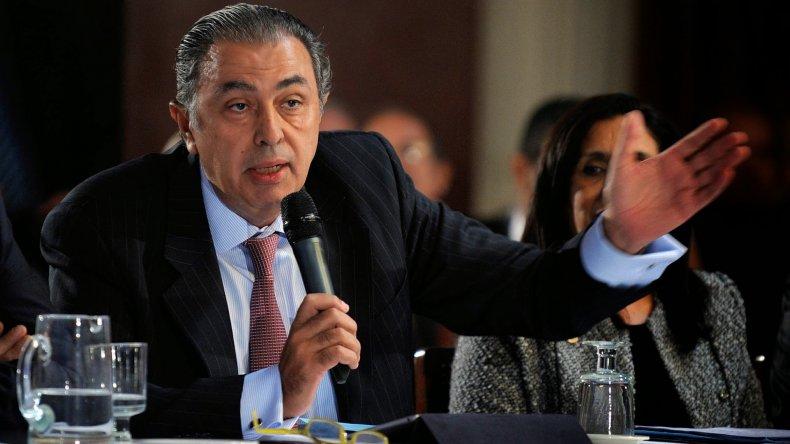 El senador salteño Rodolfo Urtubey continuará presidiendo la Comisión de Acuerdos.