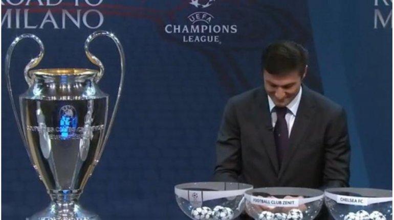 Ya están confirmados los octavos de final de la Champions League