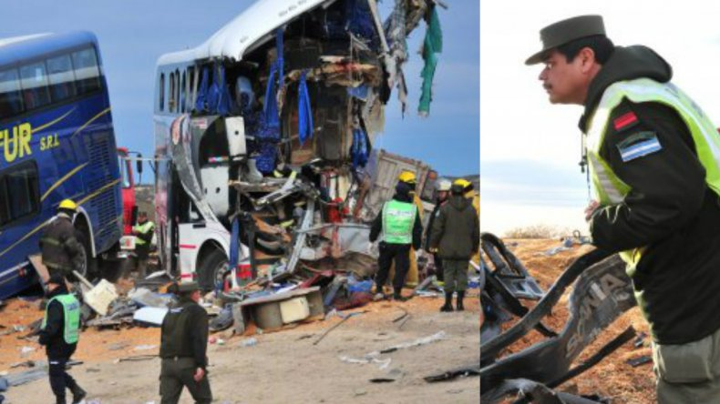 A 3 años de la tragedia en Chubut, la ruta vuelve a enlutar a Gendarmería