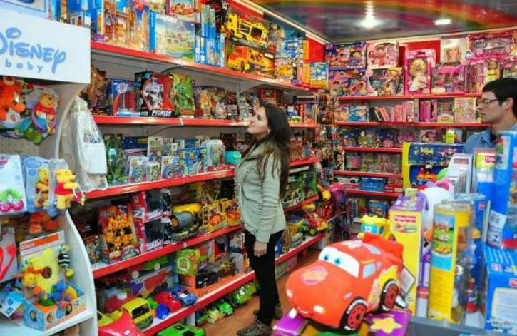 A diez días de Navidad estiman un aumento del 40% en la compra de juguetes