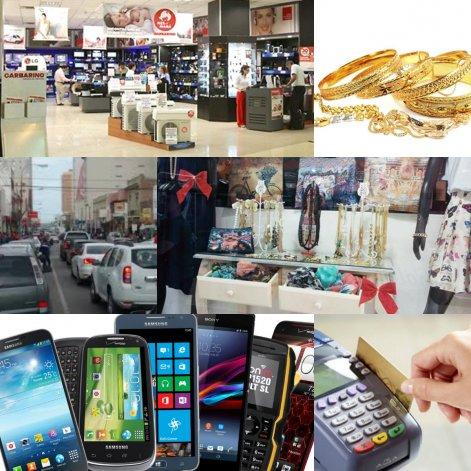 Los rubros más buscados para Navidad son indumentaria, bijouterie y electrónica