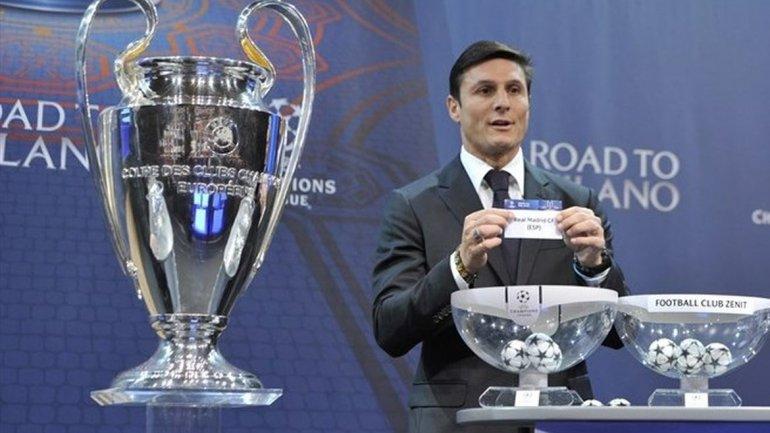 Se sortearon los octavos de final de la Champions League