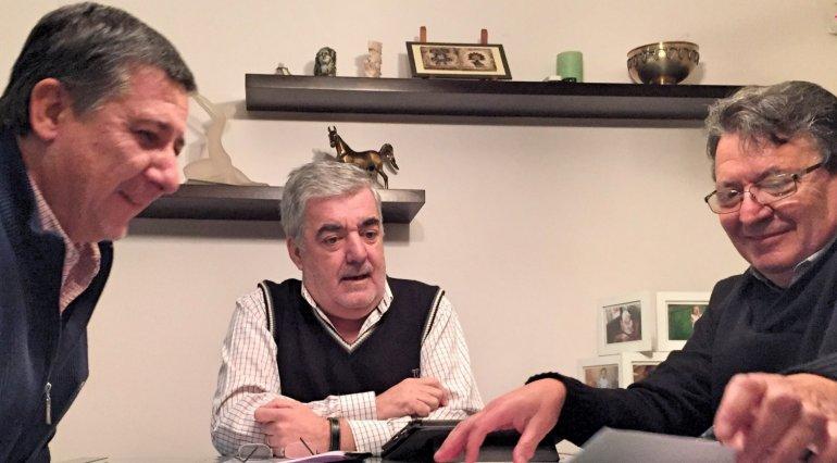 Reunión clave en busca de finalizar obras para Chubut