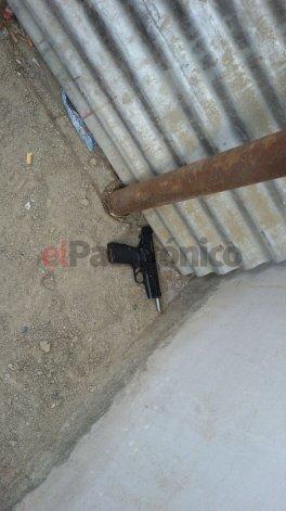 Dos hombres detenidos por portar armas de fuego