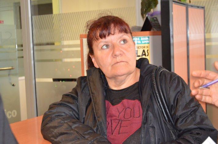 La madre de Lucas Fuentes  asegura que lo mató la policía