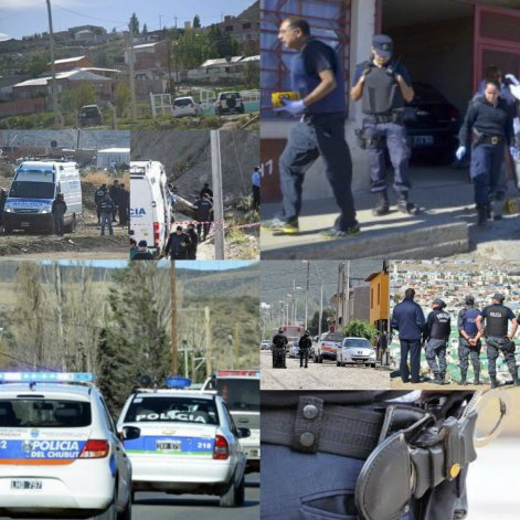 Los meses más violentos en Comodoro fueron abril, mayo y noviembre