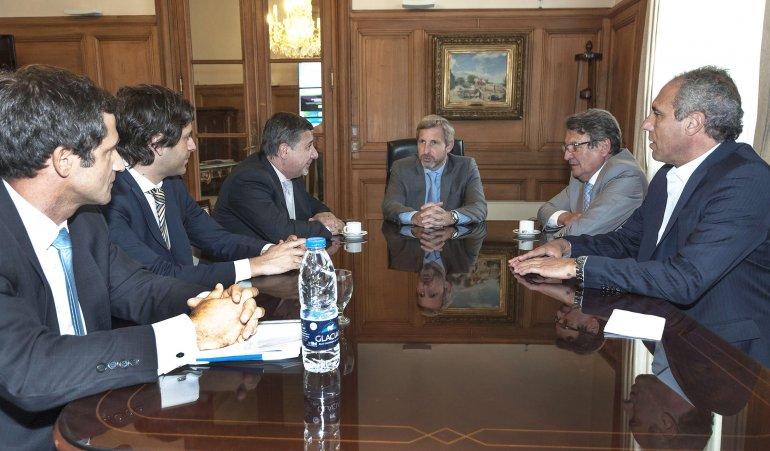 La provincia recibirá apoyo financiero de Nación