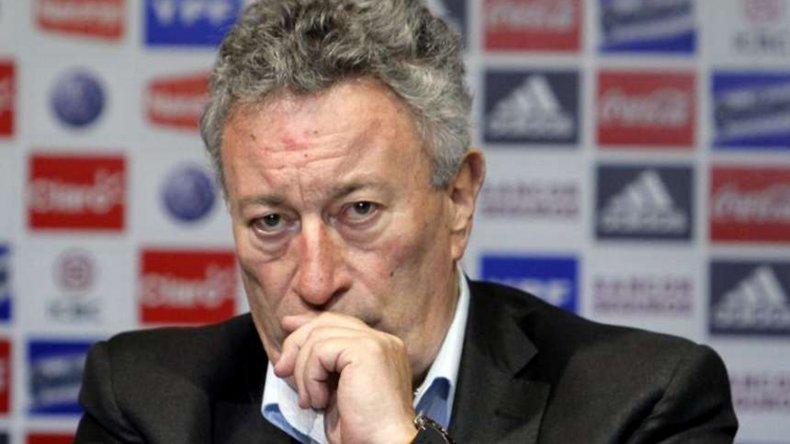 Segura no se presentará a elecciones para presidente de AFA