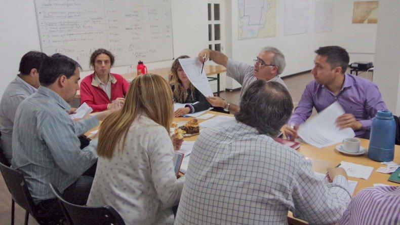 Los concejales iniciaron ayer las rondas de trabajo plenario con las diferentes secretarías del Ejecutivo en torno al Presupuesto 2016.