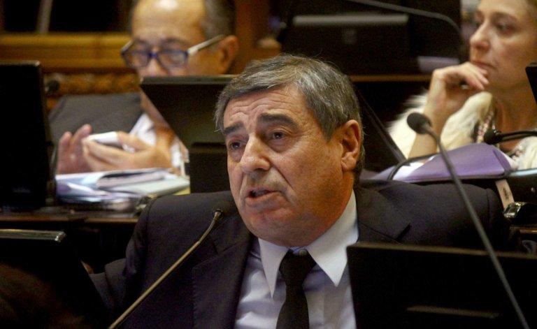 Mario Cimadevilla aceptó ayer su designación en el organismo.