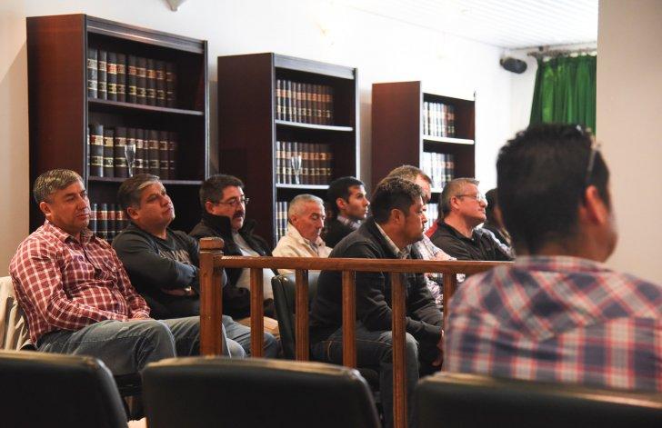 Juicio por la desaparición de Iván Torres