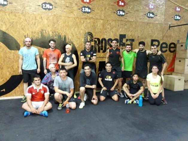 Fotos: Facebook CrossFit DAUK