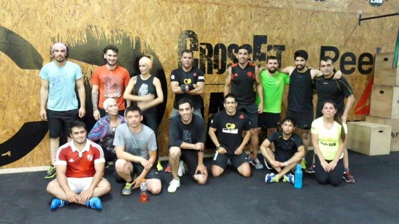 Fotos: Facebook CrossFit DAUK