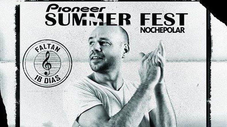 Summer Fest promete una fiesta con todos los estilos de música electrónica
