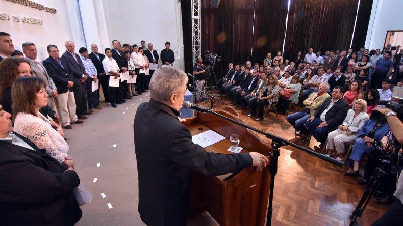 Das Neves anunció que auditará Asuntos Municipales