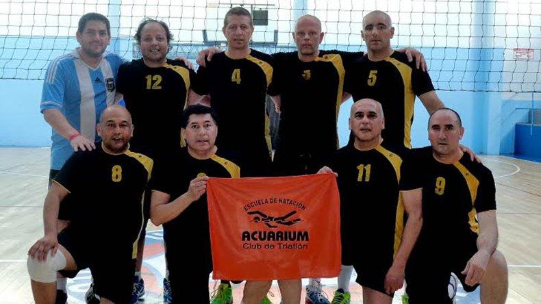 El equipo de Acuarium no se ha bajado del podio en los últimos cuatro torneos.