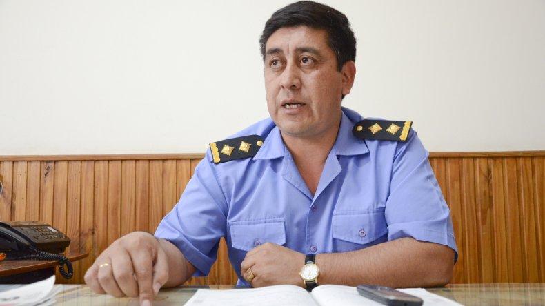 Humberto Lienan será el segundo jefe de la Unidad Regional.