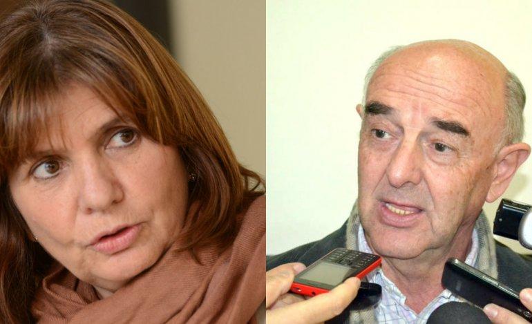 Seguridad: Williams asiste a un encuentro con Patricia Bullrich