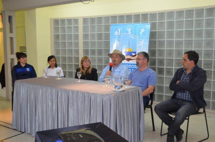 Se presentó la propuesta deportiva Juegos Comunitarios de Verano