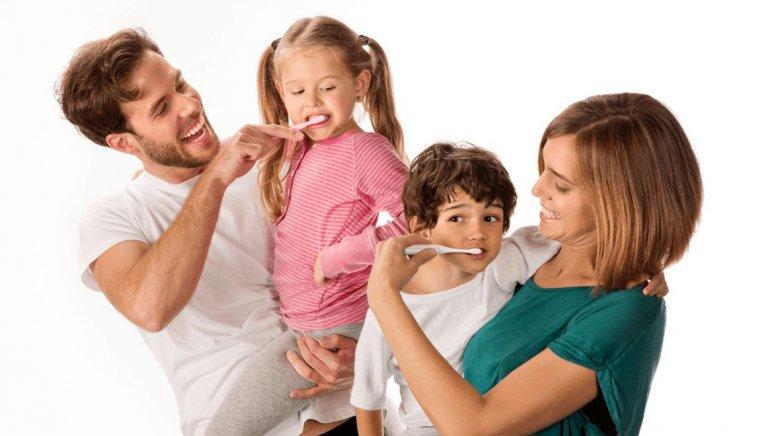 Una boca saludable: el cepillado, la clave