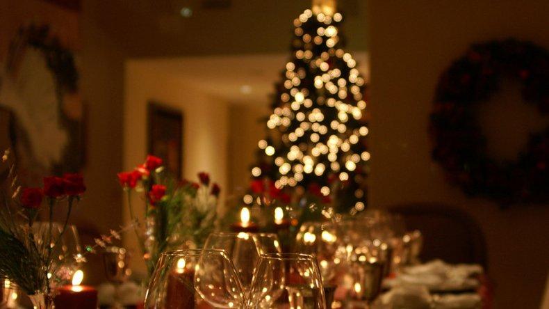 Tips para disfrutar  de una Navidad saludable