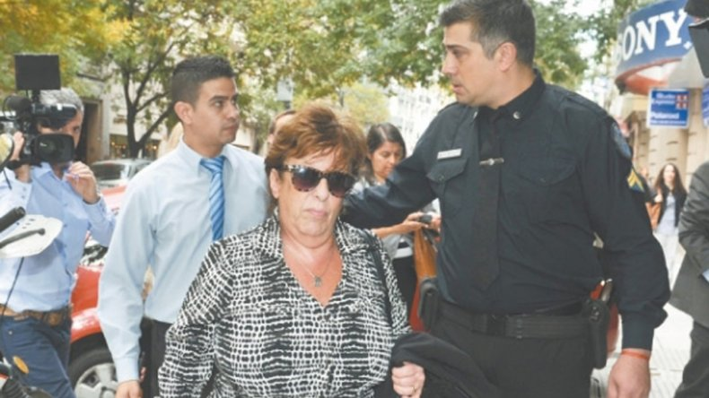 Fein fue cuestionada por los deudos de Nisman.