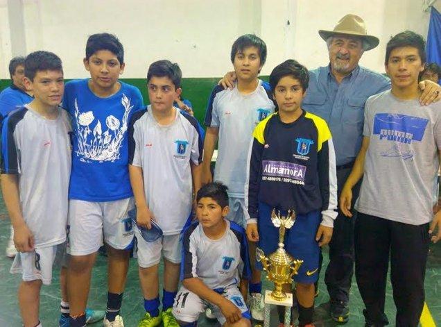 El fútbol infantil tendrá de ahora en más una cita en el torneo organizado por el club Las Latas.