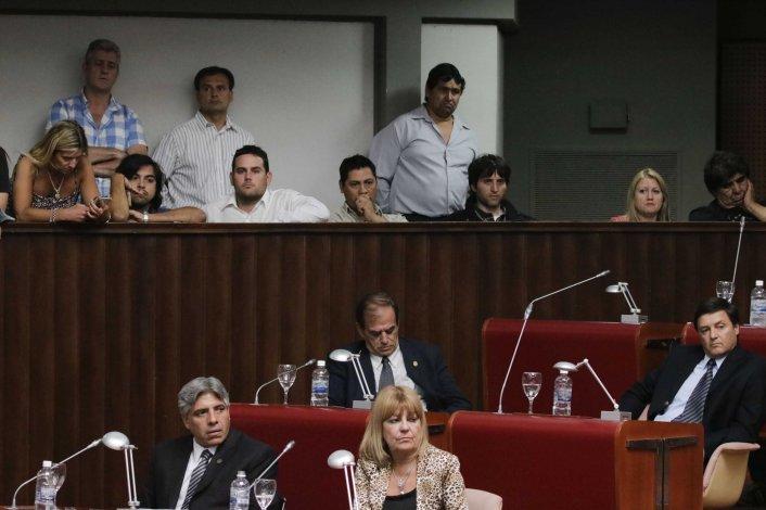 La Legislatura de Chubut aprobó en sesión extraordinaria los cuatro pliegos.