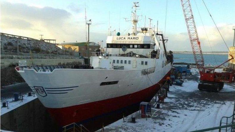 Piden 11 años de prisión para marineros que abusaron de un compañero