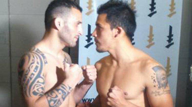 En el combate estelar de la noche se medirán Fernando Pitbull Martínez y David Epullán.