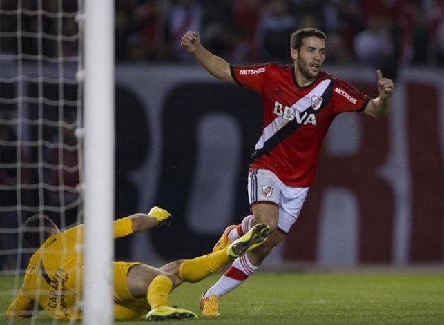 Camilo Mayada asoma como una de las alternativas para Marcelo Gallardo de cara a la final del Mundial de Clubes.