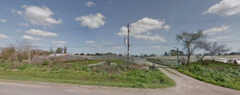 El tiroteo se registró en una zona de quintas de la capital bonaerense.