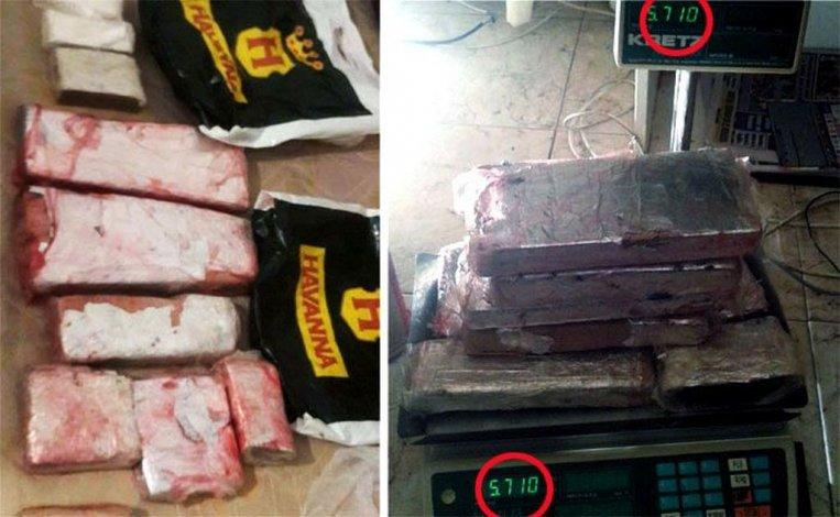 Secuestraron 40 kilos de droga: hay 26 detenidos