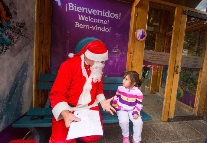 Navidad en San Martín de los Andes y Bariloche