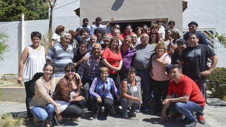 El trabajo de fortalecimiento del vecinalismo continuará en 2016