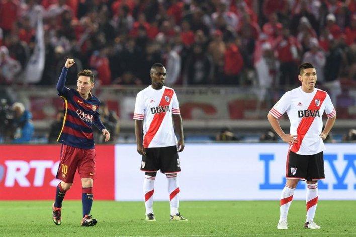 River cayó ante Barcelona en la final