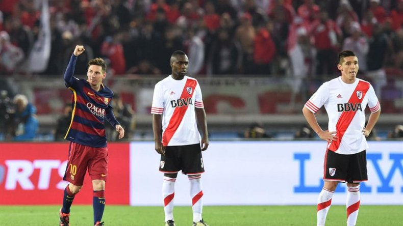 River cayó ante Barcelona en la final