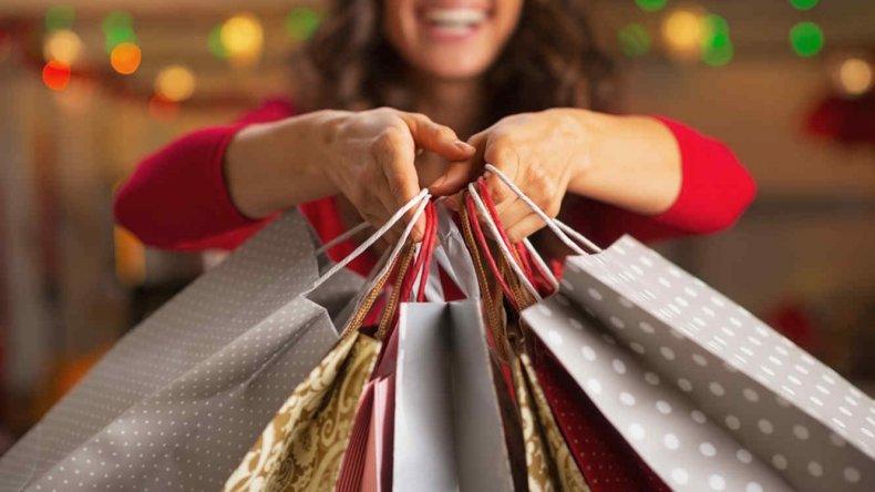 Las compras navideñas se hicieron con anticipación y en cuotas en todo el país