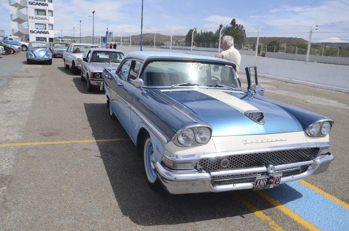 Los Autos Clásicos se despidieron  hasta el año que viene en el AMC