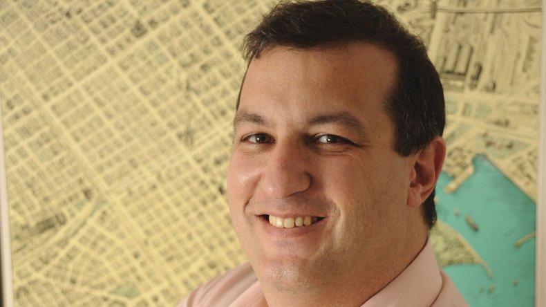 Diego Zigiotto devela crímenes  y fantasmas de Buenos Aires