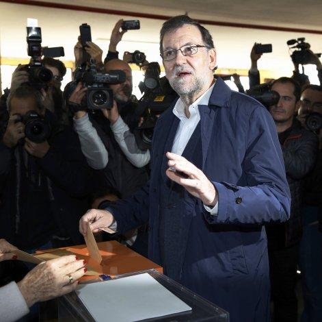 El presidente de España