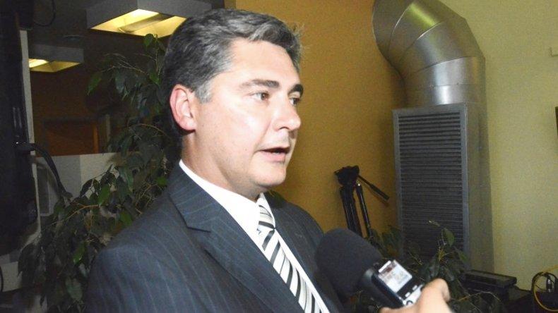 Máximo Naumann es el nuevo secretario de Gobierno y Función Pública de la Municipalidad de Comodoro Rivadavia.