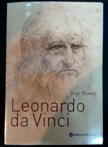 Serge Bramly presenta un exhaustivo retrato de Da Vinci.