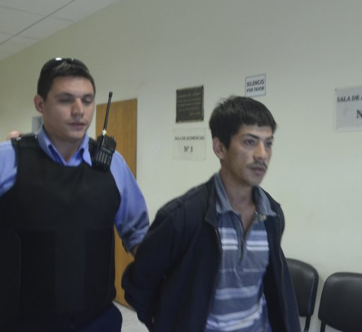 Rodrigo Soto está detenido desde hace 14 días por el crimen de Anahí Copa