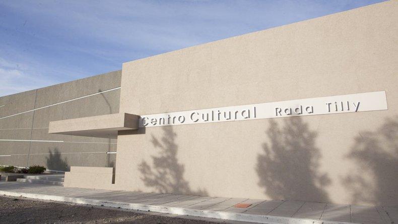 El Centro Cultural de Rada Tilly inaugura la muestra Hábito de artista